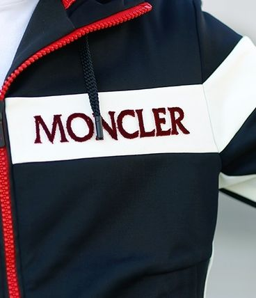 MONCLER パーカー・フーディ 【MONCLER】18AW異素材MIXダブルフードジップアップパーカー/EMS(15)
