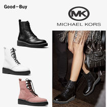 【Michael Kors】新作☆ Tavie Suede Combat Boot ブーツ
