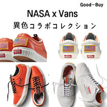 日本未入荷★VANS x NASA OLD SKOOL SPACE VOYAGER 2色★
