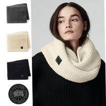 CANADA GOOSE★WAFFLE INFINITY SCARF★ワッフルスヌード