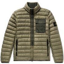 ★関税負担★STONE ISLAND★Garment-Dyed Quilted Down Jacket