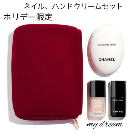 CHANEL マニキュア ホリデー限定♪CHANEL★PERFECTLY POLISHED MANICURE ESSENTIALS