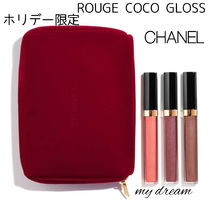 ホリデー限定♪CHANEL★ROUGE COCO GLOSS TRIO