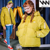 WV PROJECT★Tracy Duck Down Parka - MJOT7212 (LIME)