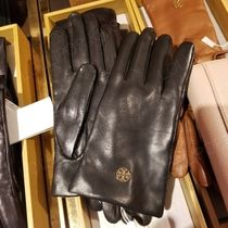2018AW♪ Tory Burch ★ LEATHER TECH GLOVES