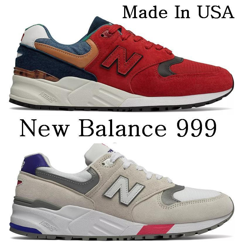 detailed look 42a40 c1a74 New Balance 999 Sneakers