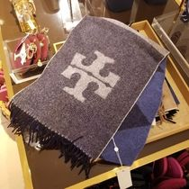2018AW♪ Tory Burch ★ CARNAVALET OBLONG SCARF