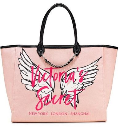 Victoria's Secret マザーズバッグ Victoria's Secret☆Angel City Tote トートバッグ 8色 国内発送(4)