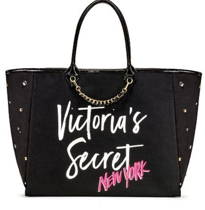 Victoria's Secret マザーズバッグ Victoria's Secret☆Angel City Tote トートバッグ 8色 国内発送(6)