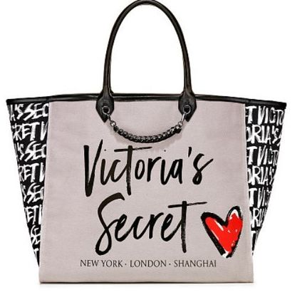 Victoria's Secret マザーズバッグ Victoria's Secret☆Angel City Tote トートバッグ 8色 国内発送(8)