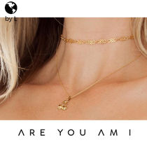 【ARE YOU AM I】チェリー 14K チャームネックレス*関税送料込*