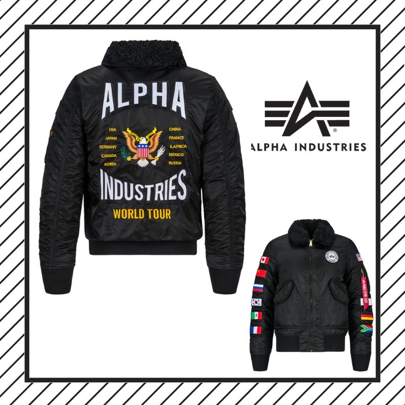 the latest 285bc 482a4 ALPHA INDUSTRIES 2018-19AW Short MA-1 Bomber Jackets