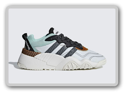 ADIDAS ORIGINALS BY AW TURNOUT TRAINER alexander wang