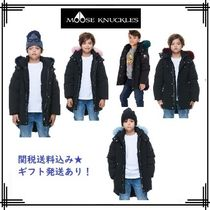 MOOSE KNUCKLES(ムースナックル) キッズアウター 18-19AW【MOOSE KNUCKLES】UNISEX KIDS PARKA / COLORFUL FUR