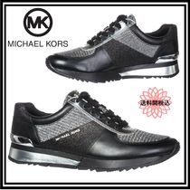 大人気★送料関税込★MICHAEL KORS leather sneakers chelsie★