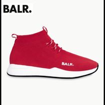 【BALR.】新作☆RED EE PREMIUM SOCK SNEAKERS V2 RED