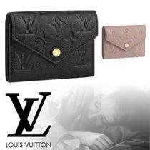 18AW LOUIS VUITTON PORTEFEUILLE VICTORINE モノグラム 折財布