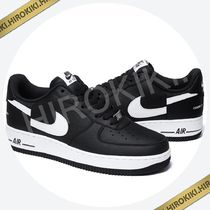 27.0〜27.5cmまで /Supreme Garcons Nike Air Force 1 Low Black