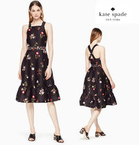 kate spade ドレス in bloom fit and flare dress *SALE*