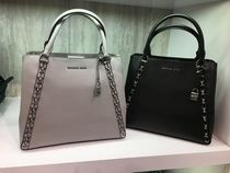 【Michael Kors】新作☆お洒落♪SADIE LG GRAB BAG 2way☆ラージ