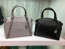 【Michael Kors】新作☆お洒落♪ SADIE MD MESSENGER 2way☆