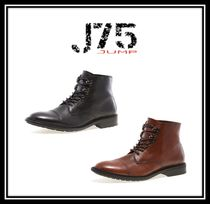 ★J75(ジェイ75)By Jump★MENS新作★レースアップブーツ★