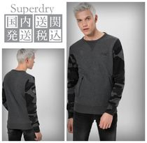 大人気◆送料関税込◆Superdry Orange Label Urban Crew