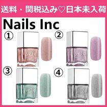 日本未入荷 Nails Inc Easy Chrome Nail Polish Collection