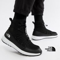 NEW*関込* THE NORTH FACE Touji Mid Lace スニーカー ブラック