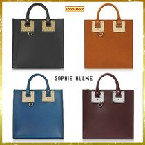 ★SOPHIE HULME★ Albion Square 2wayレザートートバッグ 関税込