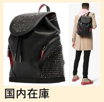 Christian Louboutin  Explorafunk spike backpack スパイク