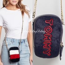 【Tommy Hilfiger】Fur Crossover Bag/ファーバッグ
