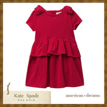 SALE! kate spade 素敵なワンピース /ドレス RED