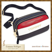 SALE! 即発送★ Tommy Hilfiger ロゴ ウエストポーチ