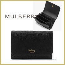Mulberry☆Continental☆レザー(本革)カードケース