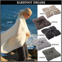 Barefoot dreams☆the COZYCHIC LITE RIBBED THROW ブランケット