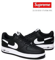 Fw18 Week12 Supreme Comme des garcons Nike Air Force 1 Low