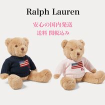 *国内発送* SALE! Ralph Lauren Small Flag-Sweater Polo Bear