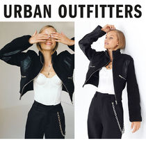 Urban Outfitters☆I.AM.GIAコラボ Trixie クロップドジャケット