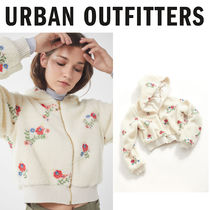 Urban Outfitters☆Fuzzy Sherpa モコモコ クロップドジャケット