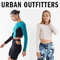 Urban Outfitters☆フリース素材☆クロップドトップス☆選択2色
