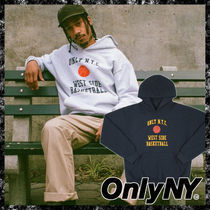 入荷困難☆ONLY NY☆West Side Basketball Hoody パーカー