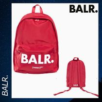 BALR RED U-SERIES BACKPACK RED バックパック リュック バッグ