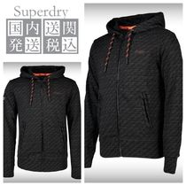 送料関税込◆Superdry Orange Label Urban Panel Zip Hoodie◆