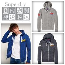 送料関税込◆Superdry Vintage Authentic Duo Ziphood◆3色