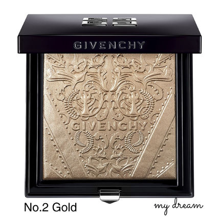 GIVENCHY フェイスパウダー ホリデー限定★GIVENCHY★ハイライター★Teint Couture Shimmer(3)