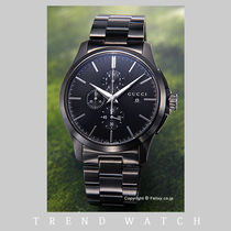 79d718ccbbe7 TRENDWATCH. WISH LOOK. グッチ 時計 メンズ GUCCI G-Timeless Chronograph YA126274