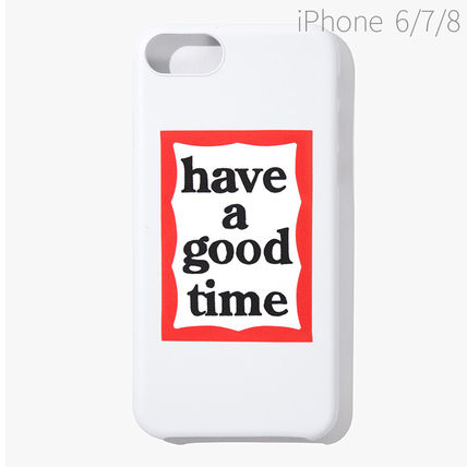have a good time スマホケース・テックアクセサリー ★have a good time★ FRAME IPHONE CASE(2)