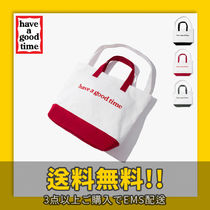 have a good time(ハブアグットタイム) トートバッグ ★have a good time★ SIDE LOGO 2-WAY TOTE