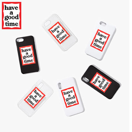 have a good time スマホケース・テックアクセサリー ★have a good time★ FRAME IPHONE CASE